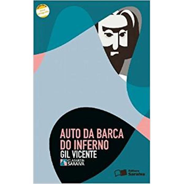 AUTO DA BARCA DO INFERNO - CLASSICOS - SARAIVA