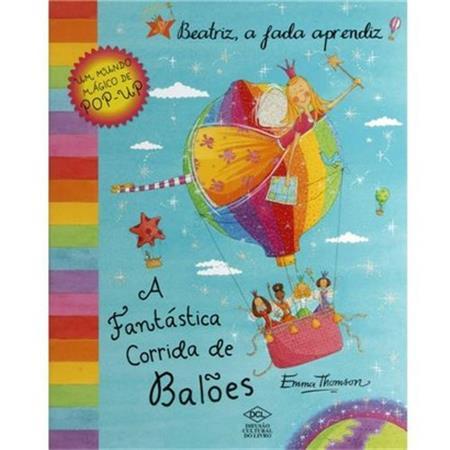 Beatriz, A Fada Aprendiz - A Fantastica Corrida de Baloes