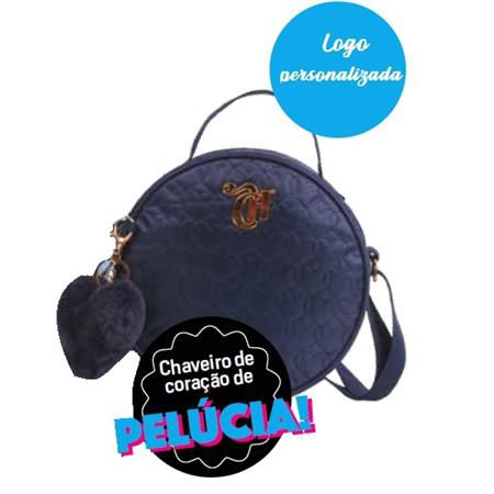 Bolsa Dmw Capricho Azul Marinho 2019 - 11342