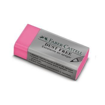 Borracha Faber-castell Dust Free - Colors - 1 Unidade - Produto Sortido