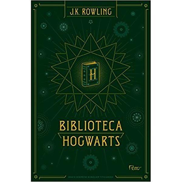 BOX BIBLIOTECA HOGWARTS - ROCCO