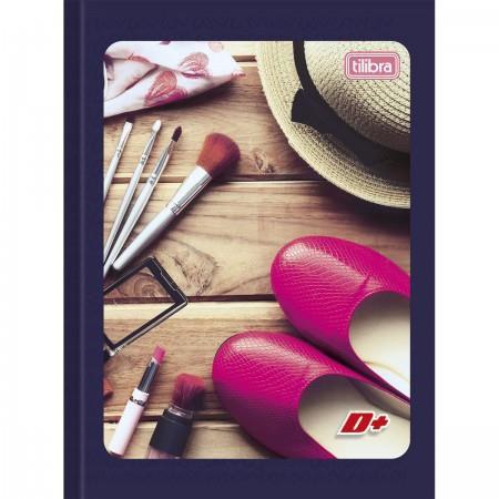 Caderno Brochura Pequeno Mais+ 96 Folhas - Capas Sortidas