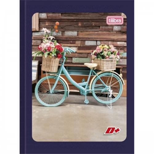 Caderno Brochura Pequeno Mais+ 48 Folhas