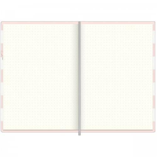 Caderno Costurado Médio Bullet Journal Pontilhado Soho - 80 Folhas