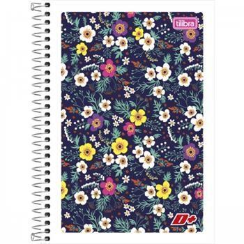 Caderno Espiral Pequeno Mais+ 96 Folhas - Capas Sortidas