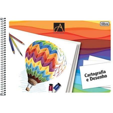 Caderno Espiral Capa Flexível Cartografia Com Seda Académie 48fls