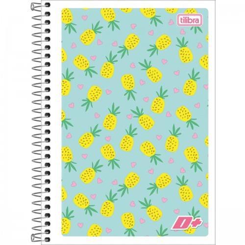 Caderno Espiral Pequeno Mais+ 48 Folhas - Capas Sortidas