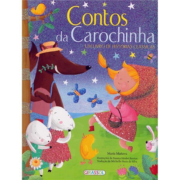 CONTOS DA CAROCHINHA - MARIA MANERU