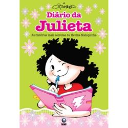 Diario da Julieta 1 - As Historias Mais Secretas da Menina Maluquinha