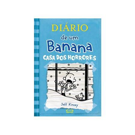 Diario de Um Banana - Casa dos Horrores