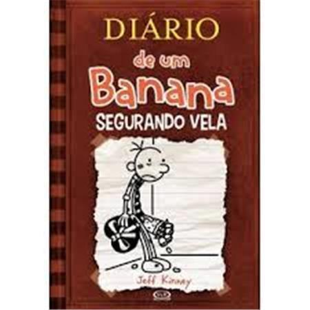 Diario de Um Banana - Segurando Vela