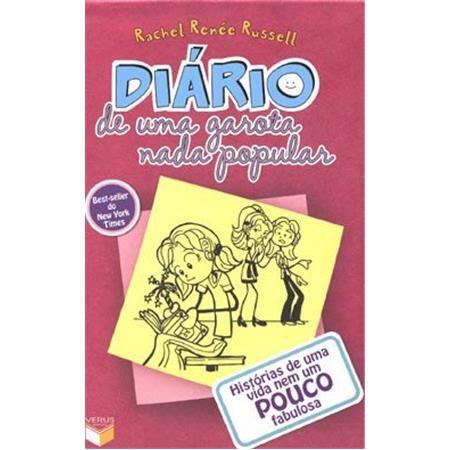 Diario de Uma Garota Nada Popular - Vol 1
