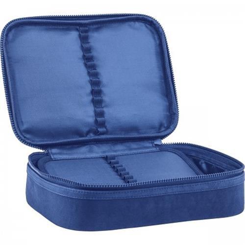 Estojo Tilibra Box Académie Azul
