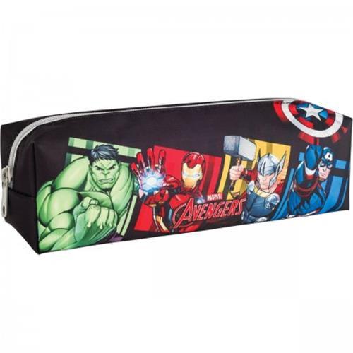 Estojo Tilibra Médio Avengers