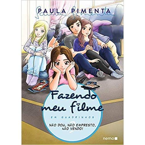 Fazendo Meu Filme Em Quadrinhos 3 - Paula Pimenta