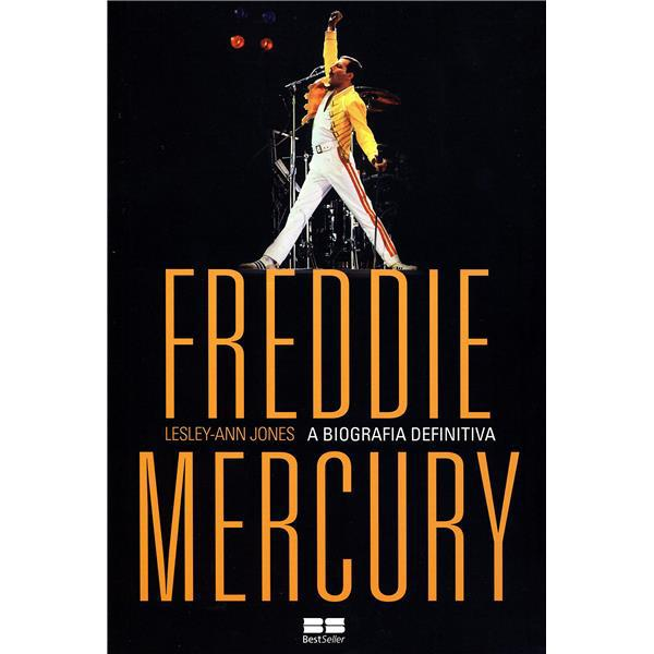 FREDDIE MERCURY: A BIOGRAFIA DEFINITIVA - LESLEY-ANN JONES