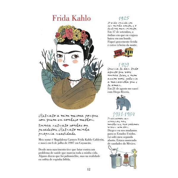 FRIDA KAHLO: UMA BIOGRAFIA - MARÍA HESSE