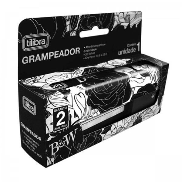 GRAMPEADOR TILIBRA 20 FOLHAS DE MESA B&W