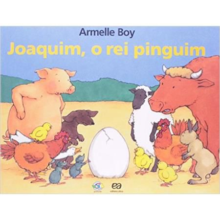 Joaquim O Rei Pinguim