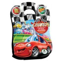 Livro Infantil Maleta/dvd Carros Uma Aventura Em Alta Velocidade