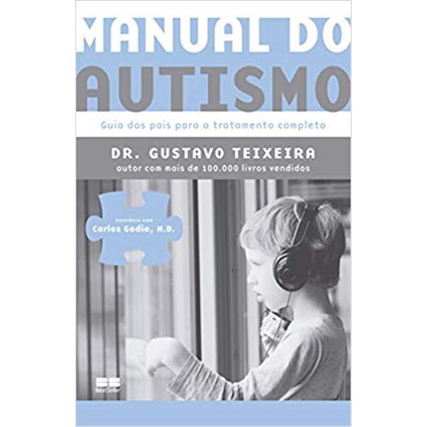 MANUAL DO AUTISMO - GUSTAVO TEIXEIRA