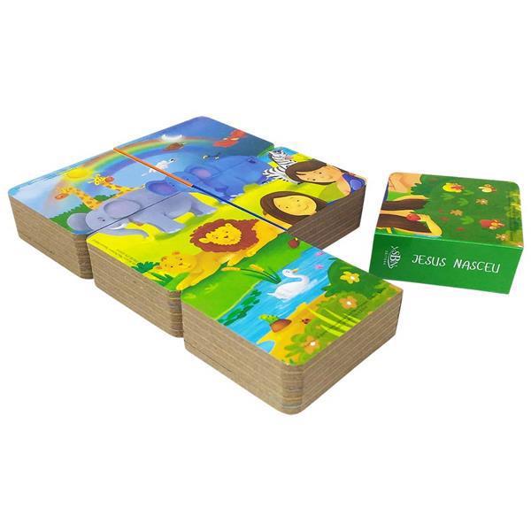 MEU PRIMEIRO TESOURO BÍBLICO - BOX COM 6 UNIDADES