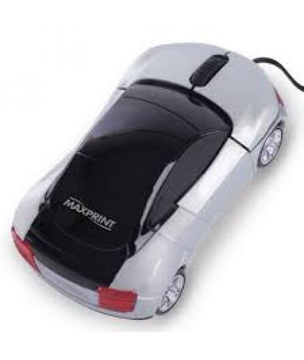 Mini Mouse Retrátil Usb Maxprint - 60722-5