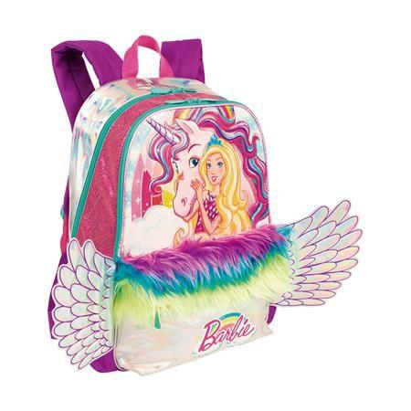 bf3344cb2 Mochila Grande Sestini Barbie Dreamtopia - Meu Livro Mega Store