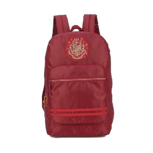 Mochila Luxcel Harry Potter Casas Hogwarts - Vermelho