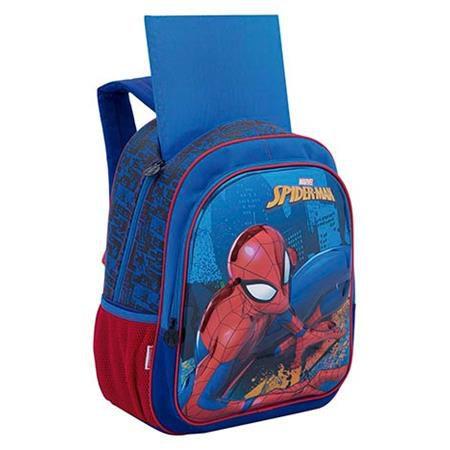 Mochila Sestini Grande Spiderman 19x