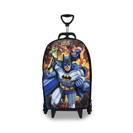 Mochilete 3d Diplomata Liga Justica Batman
