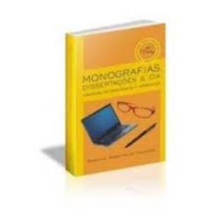 Monografias, Dissertaçoes & Cia - Marivete Quadros