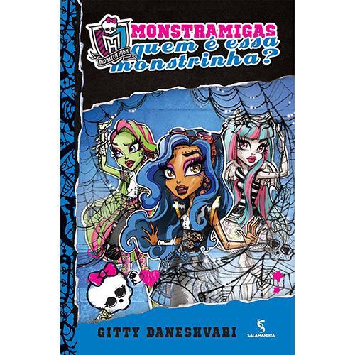 Monster High - Monstramigas Quem e Essa Monstrinha Vol. 3