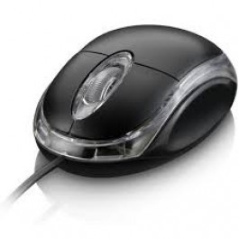Mouse Ps2 Multilaser Mo031 Preto