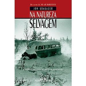 Na Natureza Selvagem-a Dramatica Historia de Jovem Aventureiro