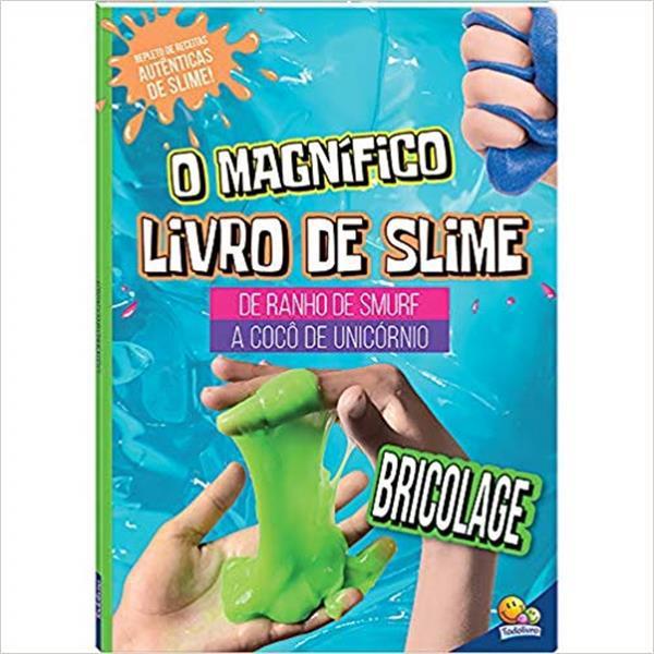 O MAGNÍFICO LIVRO DE SLIME