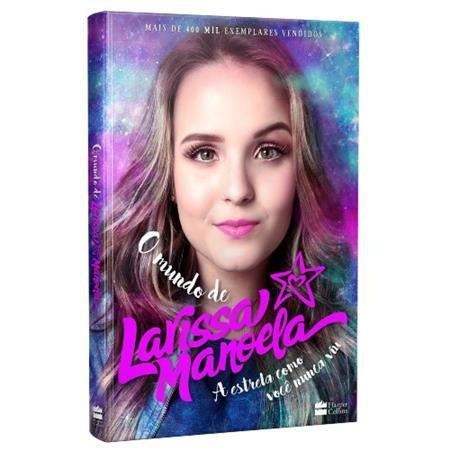O Mundo de Larissa Manoela - Harpercollins