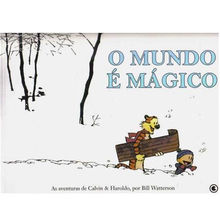 O Mundo e Magico - As Aventuras de Calvin