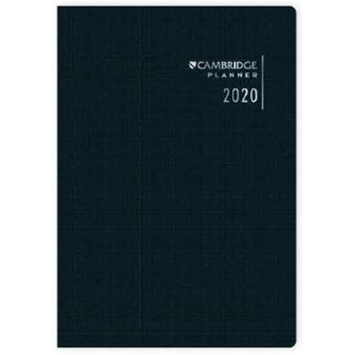 Planner Tilibra Executivo Grampeado Cambridge 2020