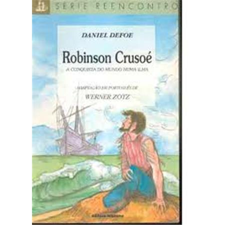 Robinson Crusoe - 18 Ed.