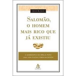 Salomao, O Homem Mais Rico Que Ja Existiu