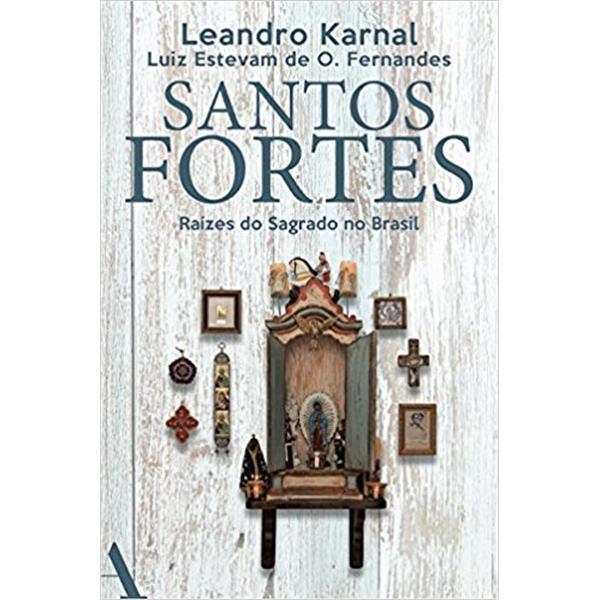 Santos fortes: Raízes do Sagrado no Brasil - ANFITEATRO