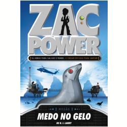 Zac Power - Medo No Gelo