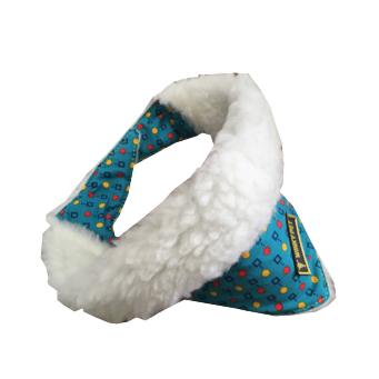 Bandana para Cães tipo Lã ovelha para o frio