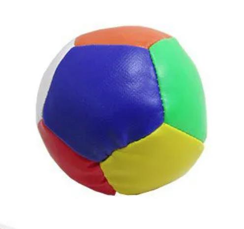 Brinquedo Bola de Espuma Colorida Cães e Gatos