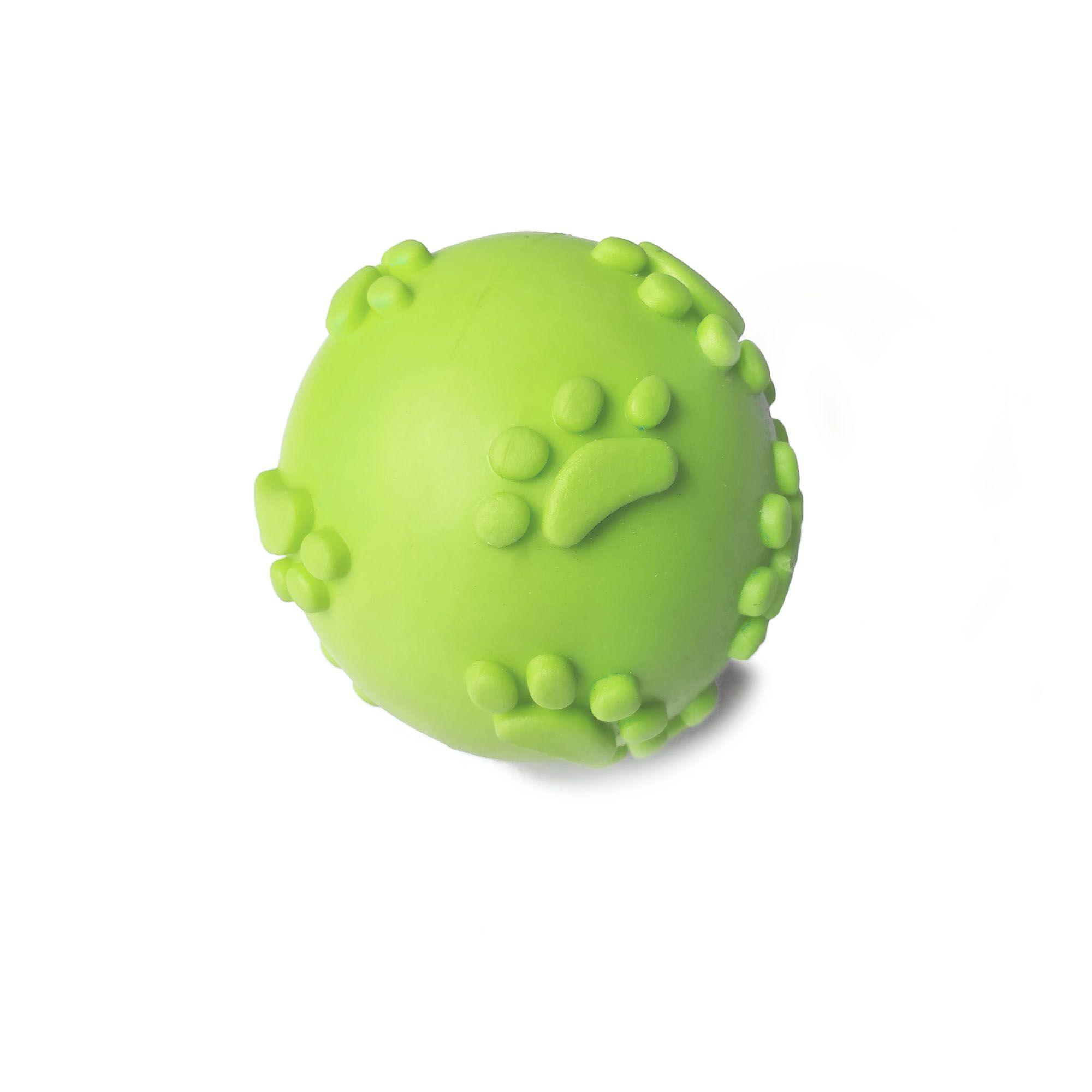 Brinquedo Bola Petisco para Cães Patinhas