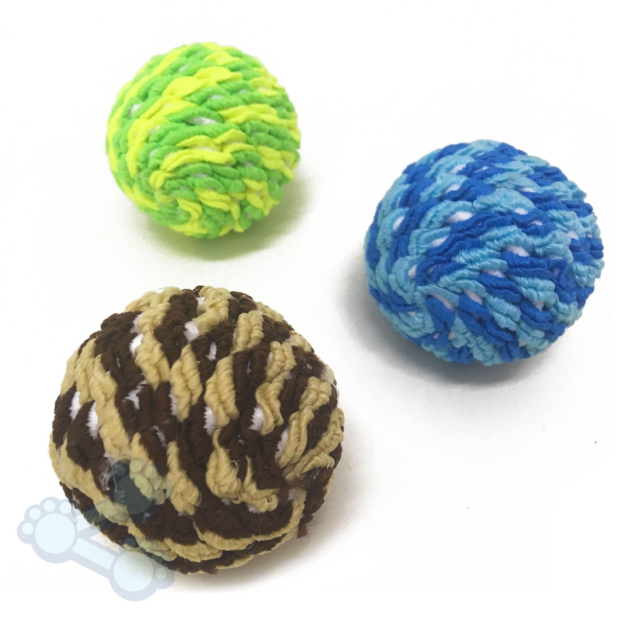 Brinquedo Bolinha de lã p/ Gatos Gatinhos
