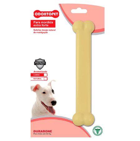 Brinquedo Mordedor Durabone Osso Cães Até 22Kg Odontopet