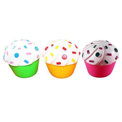 Brinquedo Mordedor p/ Cães Cup Cake