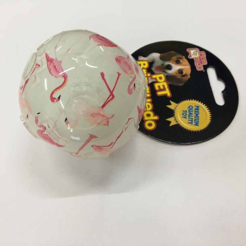 Brinquedo Mordedor para Cães - Bola Print